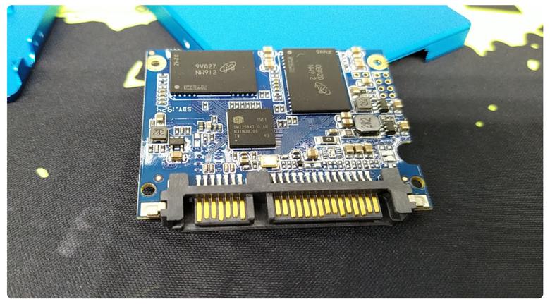 Đánh giá ổ cứng SSD VSPTECH 960G BLUE PRO 240Gb