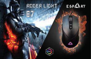 Đáng giá chuột chơi game eSport Gaming - DOR BEETLE - B7