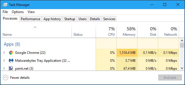 Windows 10 ra mắt công cụ Task Manager riêng cho game thủ