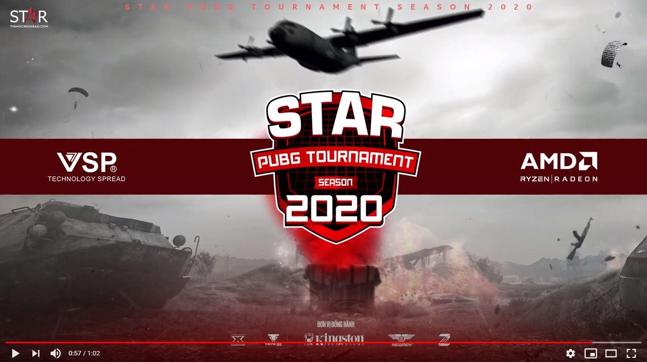 Giải đấu PLAYERUNKNOWN'S BATTLEGROUNDS Online tháng 12/2020