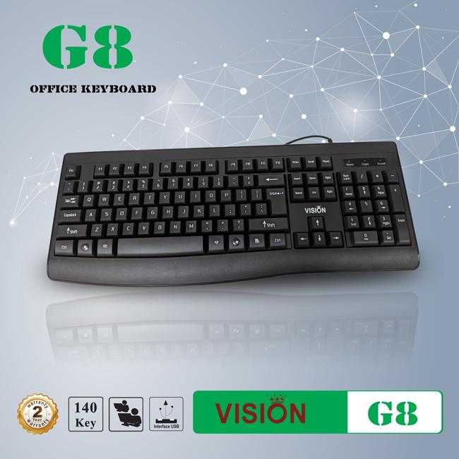 OFFICE KEYBOARD G8