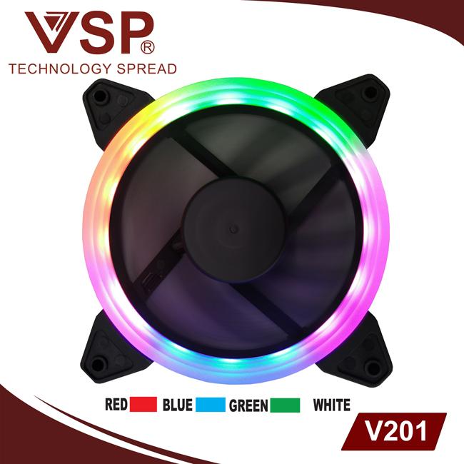 Fan led 1 mặt VSP V201