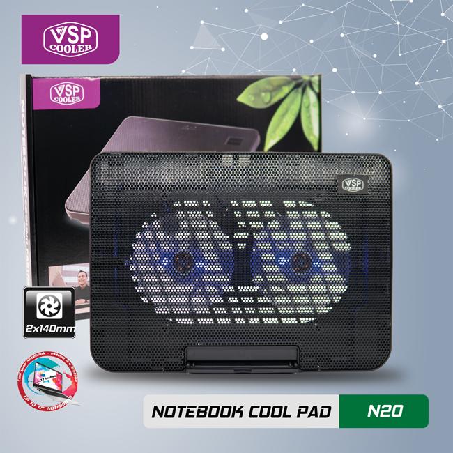 Notebook cool pad N20