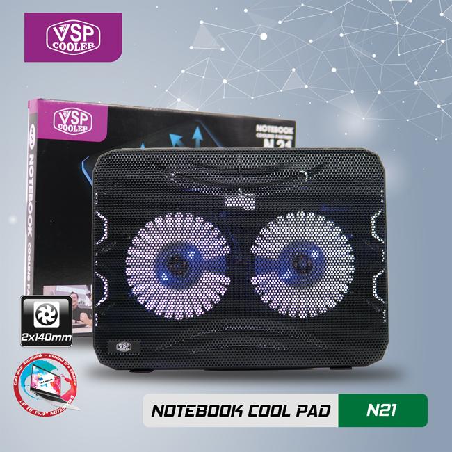 Notebook cool pad N21