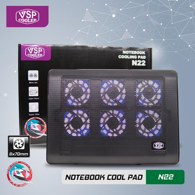 Notebook cool pad N22