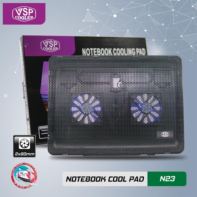 Notebook cool pad N23