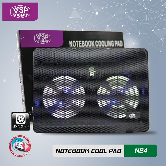 Notebook cool pad N24