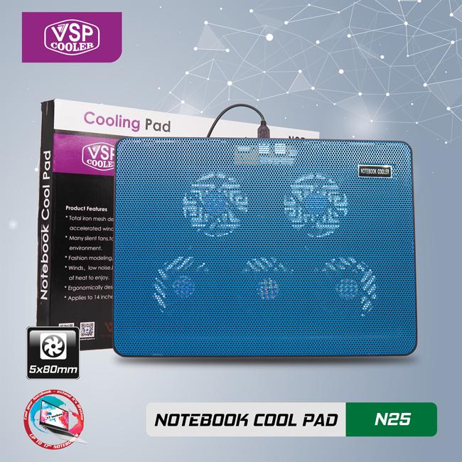 Notebook cool pad N25