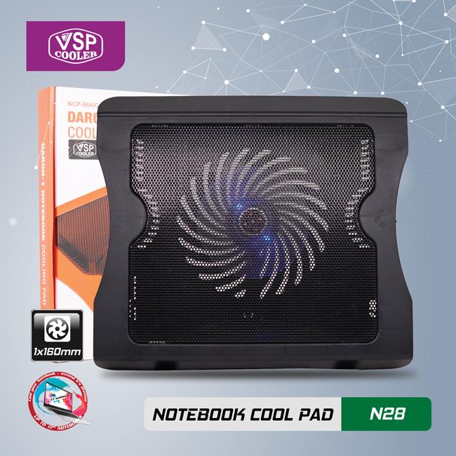 Notebook cool pad N28