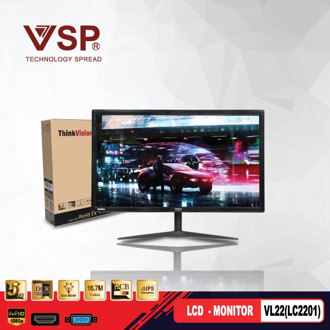 HD LCD VSP monitor 22 inch VL22(LC2201)