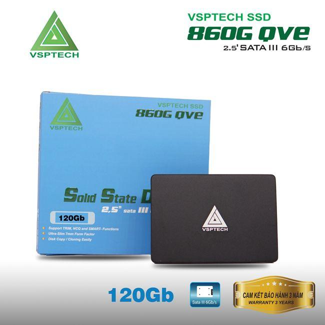 Ổ cứng SSD VSPTECH 860G QVE 120Gb