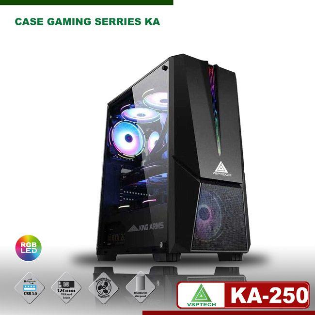 Case gaming VSPTECH KING ARMS KA-250