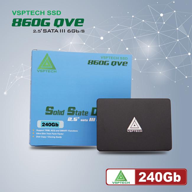 Ổ cứng SSD VSPTECH 860G QVE 240