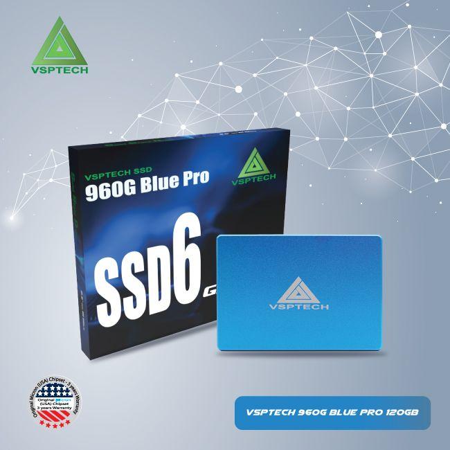 Ổ cứng SSD VSPTECH Blue Pro 120Gb