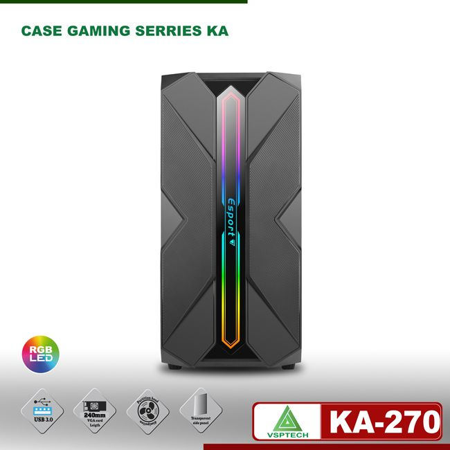 Case gaming VSPTECH KA-270