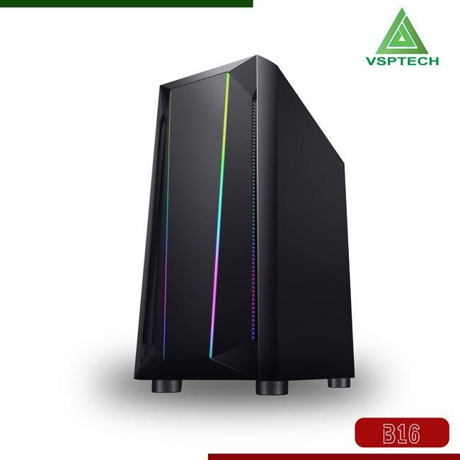 Case VSP Gaming B16 Mặt Hông Trong Suốt