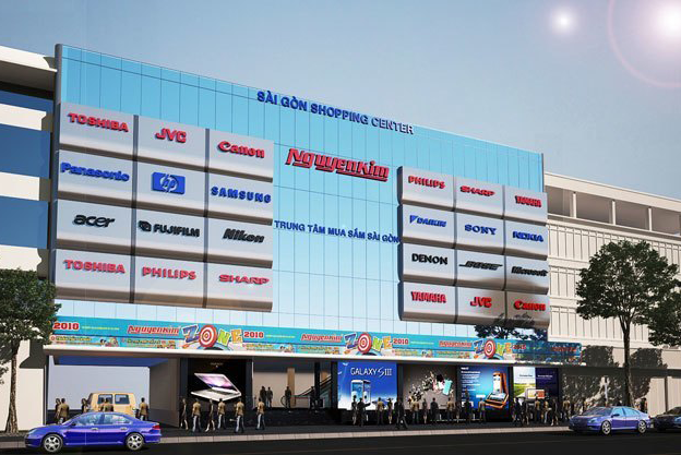 Công Ty CPTM Nguyễn Kim - Kênh mua sắm trực tuyến uy tín hàng đầu Việt Nam. Đối tác bán lẻ phụ kiện mouse FD, loa a/d/s  Vision VSP